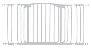 Dreambaby Pressure Fitted Baby Stair Gate Wide Baby Safety Barrier 97-108cm