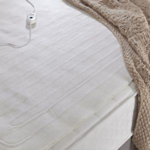 King Lloytron Luxury Washable Dual Heat Control Electric Underblanket